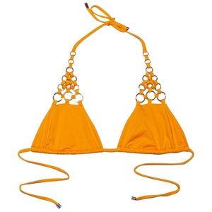 BEACH BUNNY ORANGE BIKINI